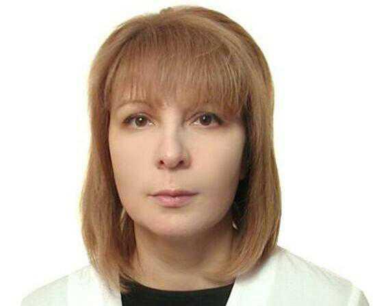 Добрушина Ива Владимировна