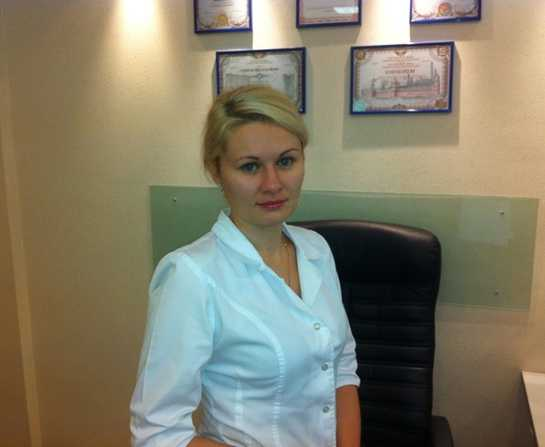 Назарова Оксана Николаевна